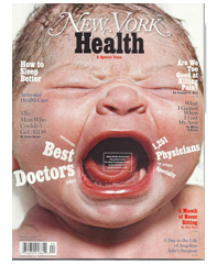 New York Magazine Health Issue